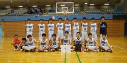 卒団生が名古屋市総体で優勝しました!
