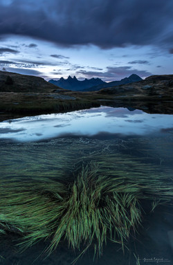 Lac Guichard, Grandes Rousses