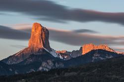 Mont Aiguile, Vercors