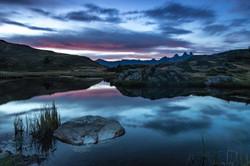 Lac Potron, Grandes Rousses
