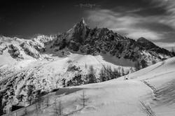 Massif des Drus, Chamonix