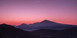 Lever soleil Mont Ventoux