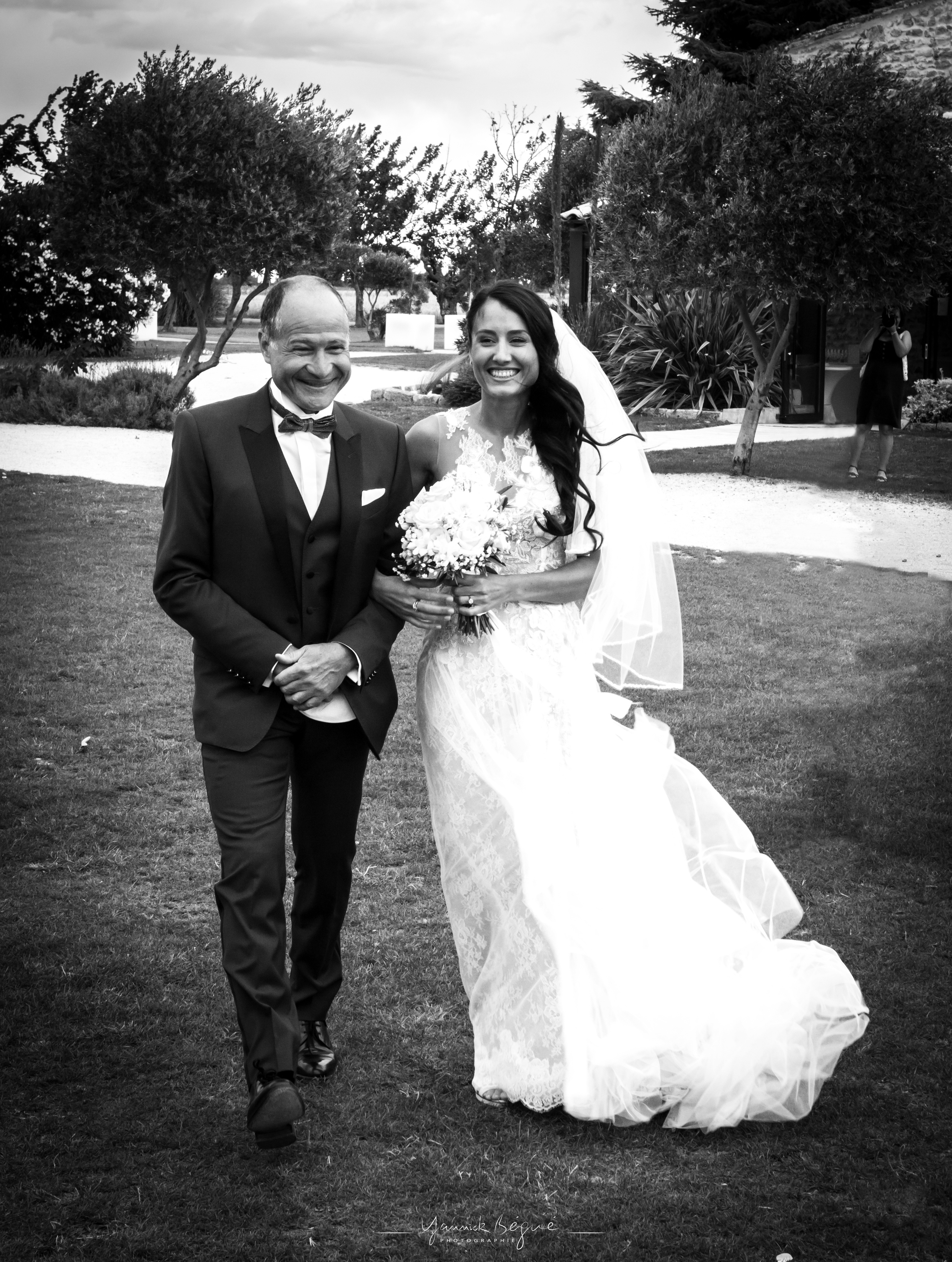 Mariage, Isère