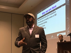 Estrus Tucker, Co-Founder, DEI Consultants, LLC