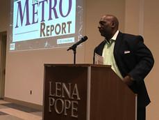 Shevoyd Hamilton, Publisher, The Metro Report
