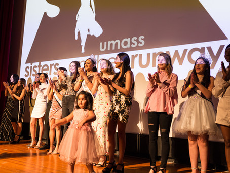 UMass Sisters on the Runway: Raising Awareness for Domestic Violence Prevention Through Fashion