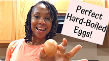 Perfect Hard-Boiled Eggs, Every time!