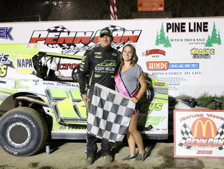 NICK PETRILAK WINS THIRD OF YEAR AT PENN CAN IN MID-SEASON SPECTACULAR