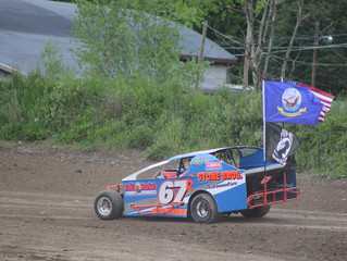 NICK PETRILAK BEST IN PENN CAN SPEEDWAY MODIFIED ACTION
