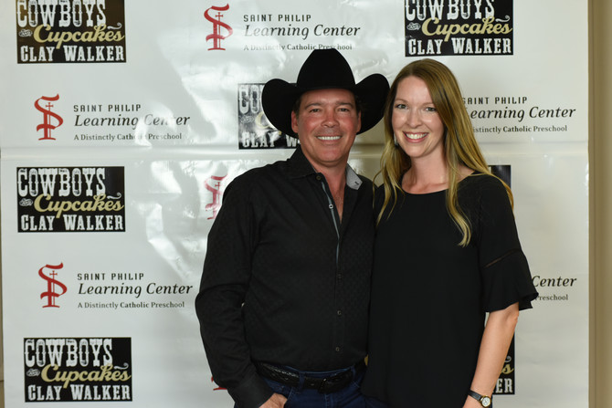 Cowboys and Cupcakes with Clay Walker