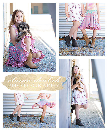 Boots, Puppies & Twirls, OH MY!!