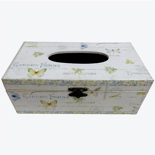 Butterflies Tissue Box