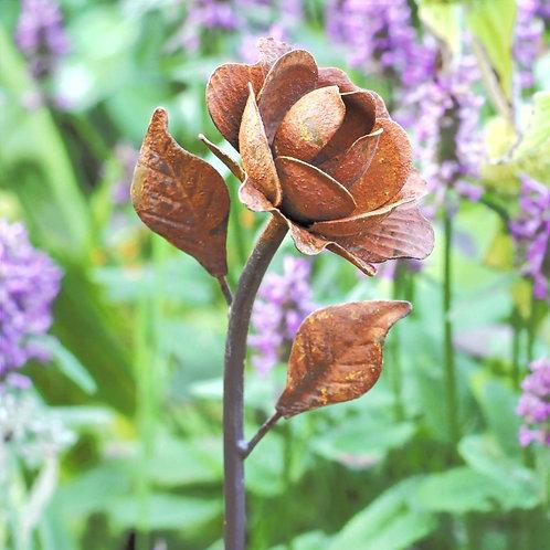 Bishop Rose Flower Stake