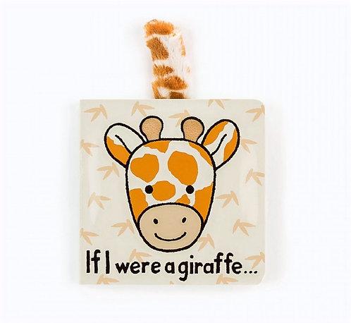 If I were a Giraffe Book (Jellycat)