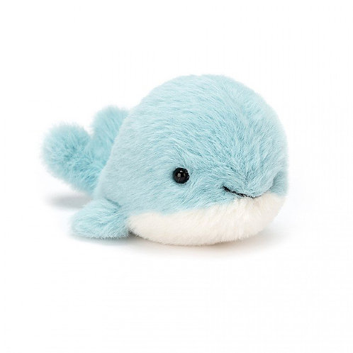 Fluffy Whale Jellycat