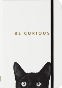 Curious Cat - Small Journal