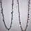 Thumbnail: Costume jewellery - long beaded necklaces