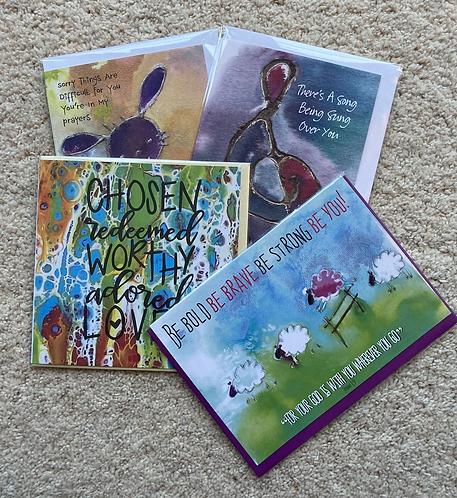 Lesley Hollingworth Christian cards