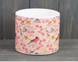Small Cherry Blossom Pot