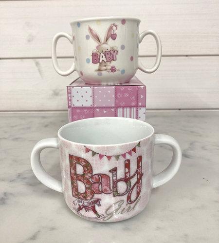 Ceramic baby mug