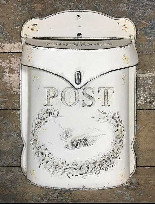 Metal Post box 39.5x27cm