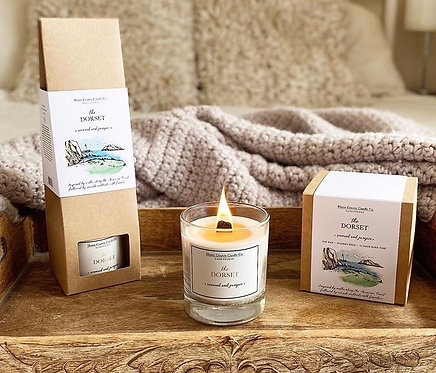 Dorset Candles & Reed Diffusers from £22.99