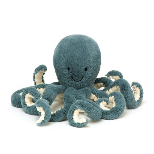 Storm Octopus Jellycat from £12.99