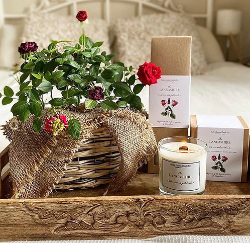Lancashire Candles & Reed Diffusers from £22.99
