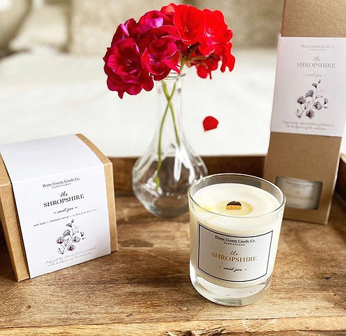 Shropshire Candles & Reed Diffusers from £22.99