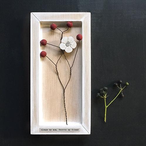 Blossom Frame - Always Mum