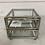 Thumbnail: Silver Brass 2 drawer box, Trinket dish