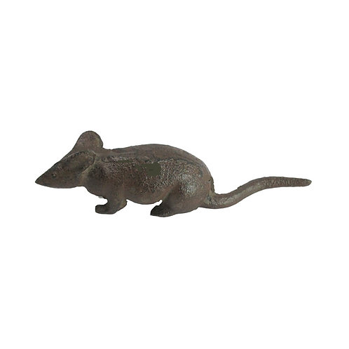 Cast Iron Running Mouse
