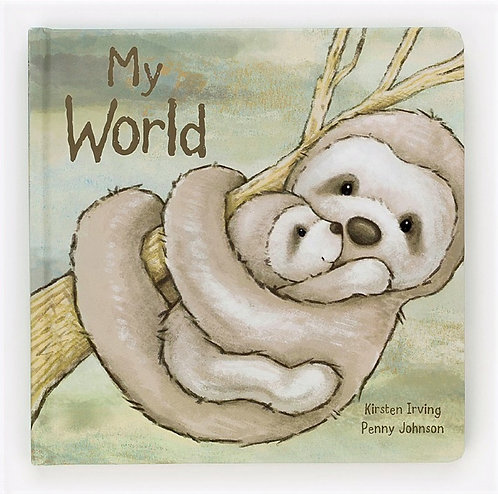 My World Book (Jellycat)