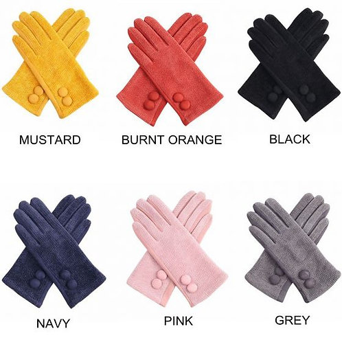Supersoft comfortable gloves