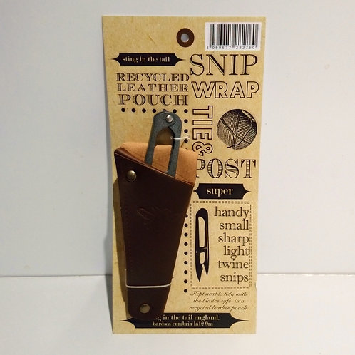 Household Snips in Pouch