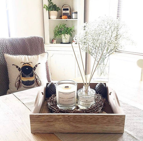 Buckinghamshire Candles & Reed Diffusers from £22.99