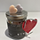Thumbnail: Jar of mini heart Handmade Soaps 90g