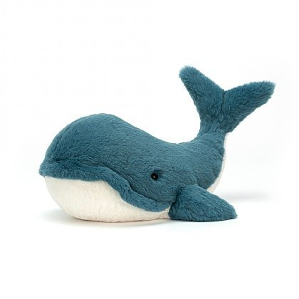 Small Wally Whale Jellycat
