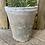 Thumbnail: Antique Whitestone Rose Pot 18x16cm