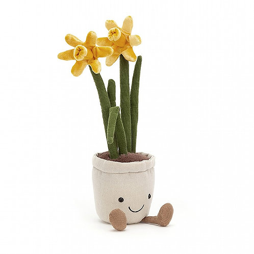Amuseable Snowdrop/Daffodil Jellycat