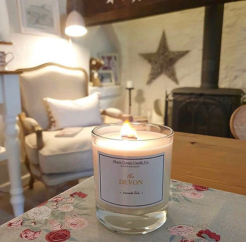 Devon Candles & Reed Diffusers from £22.99
