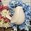 Thumbnail: Ceramic Bird Feeder on stake