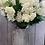 Thumbnail: Zinc Tall Water churn with handle 25cm