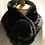 Thumbnail: Beautifully soft and warm faux fur collar black or cream