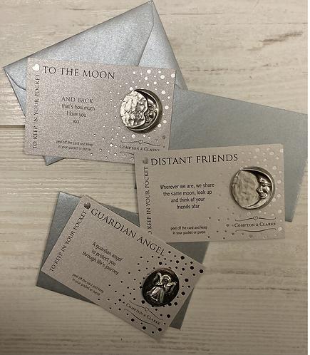 Pocket token of affection