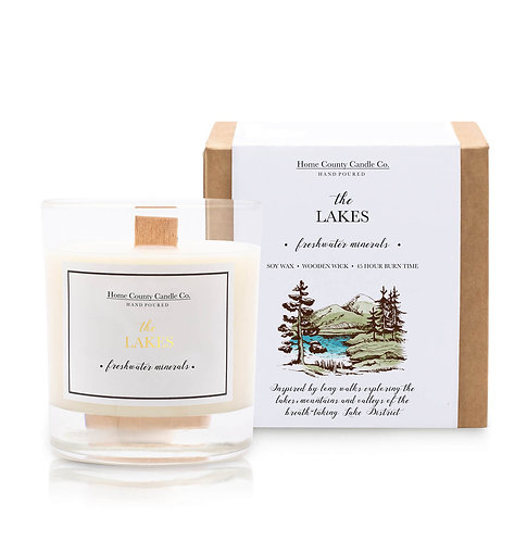 The Lakes Candles & Reed Diffusers from £22.99