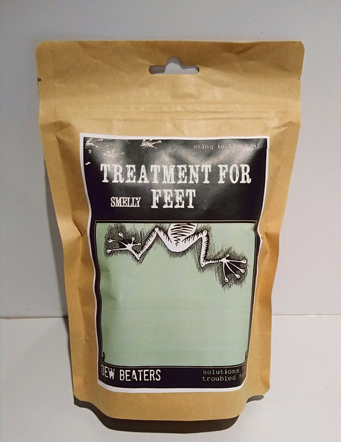 Treatment for Smelly Feet