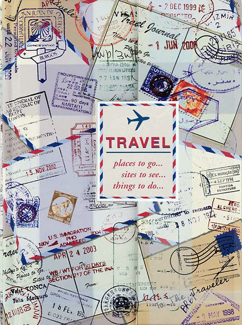 Compact Travel Journal