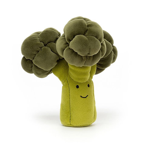 Vivacious Vegetable Brocolli Jellycat