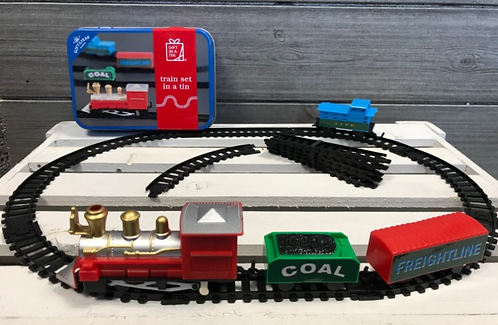 TrainSet in a Tin